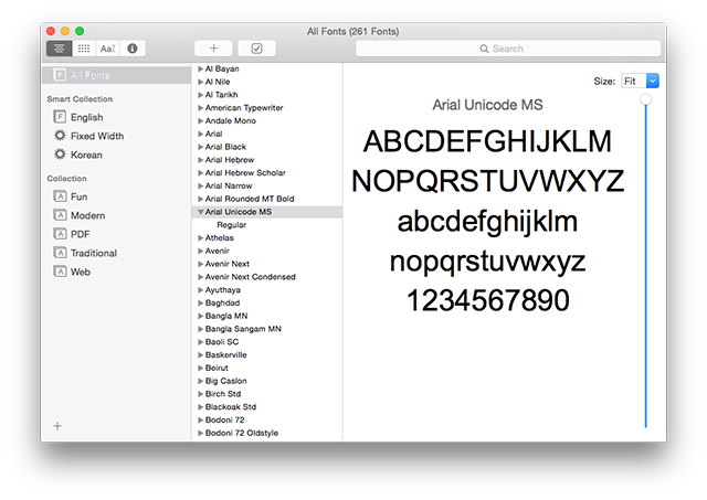 how to get dafont fonts into word mac