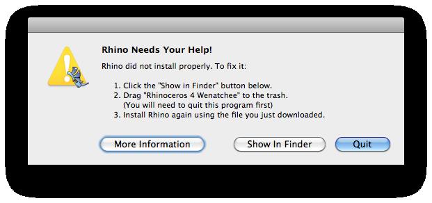 rhino:mac:incorrectv5install.png