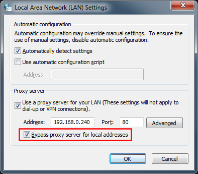 How to find out my proxy server address and proxy port number?